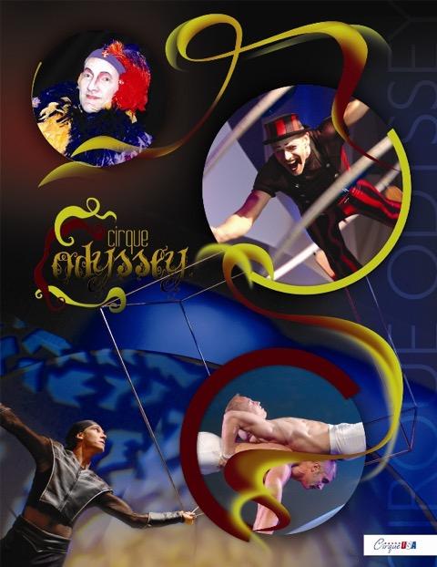 cirque odyssey
